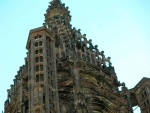 11th to 19th Century Cathedral of Notre Dame, Strasbourg.jpg